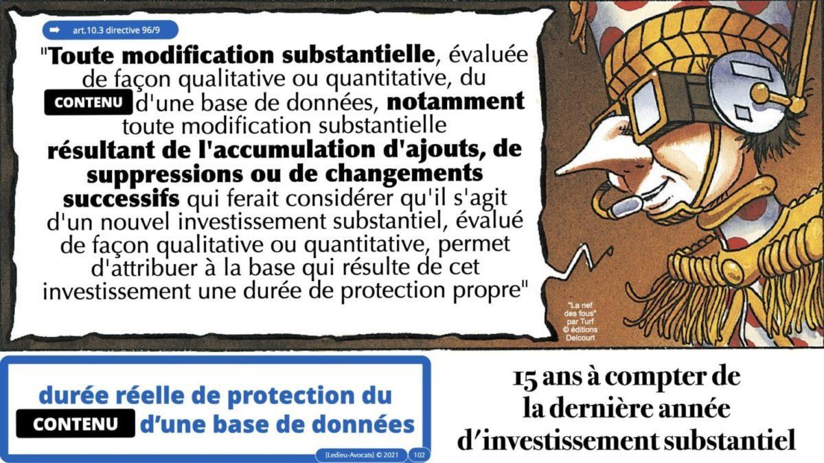 334 extraction indexation BASE DE DONNEES © Ledieu-avocat 24-05-2021.102