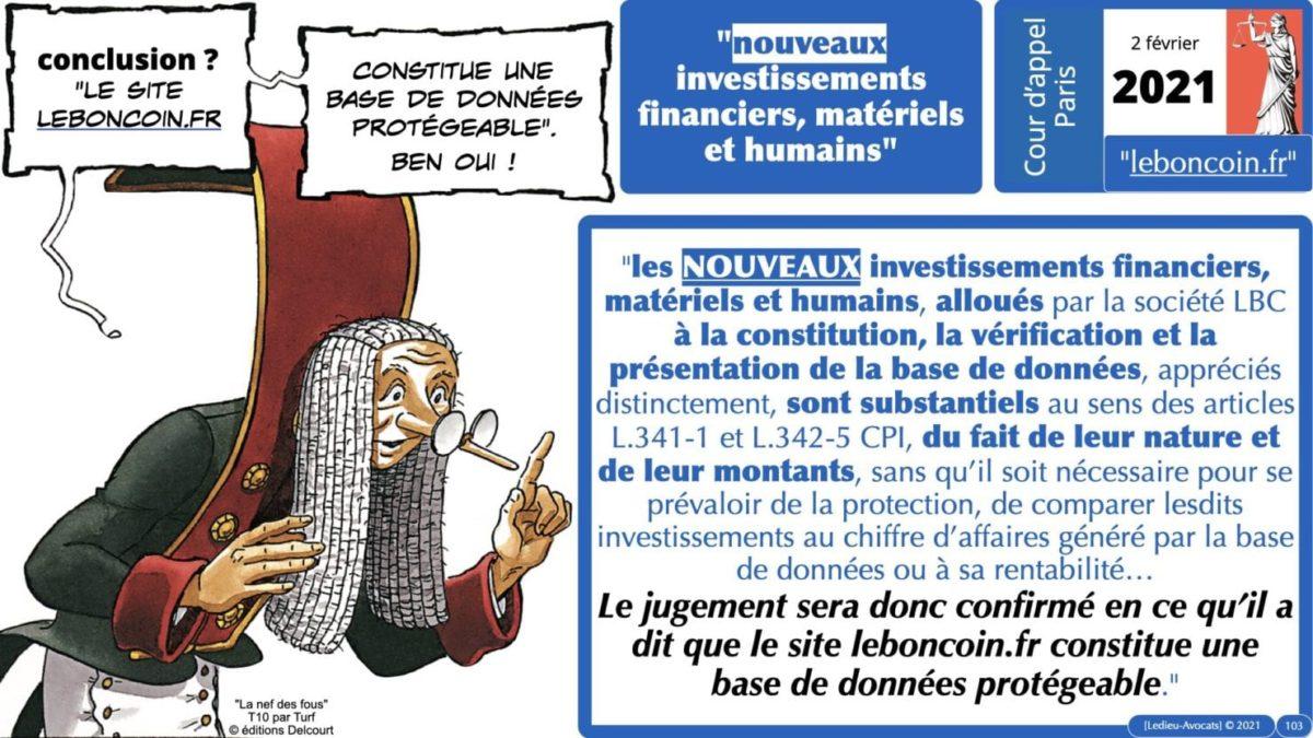 334 extraction indexation BASE DE DONNEES © Ledieu-avocat 24-05-2021.103