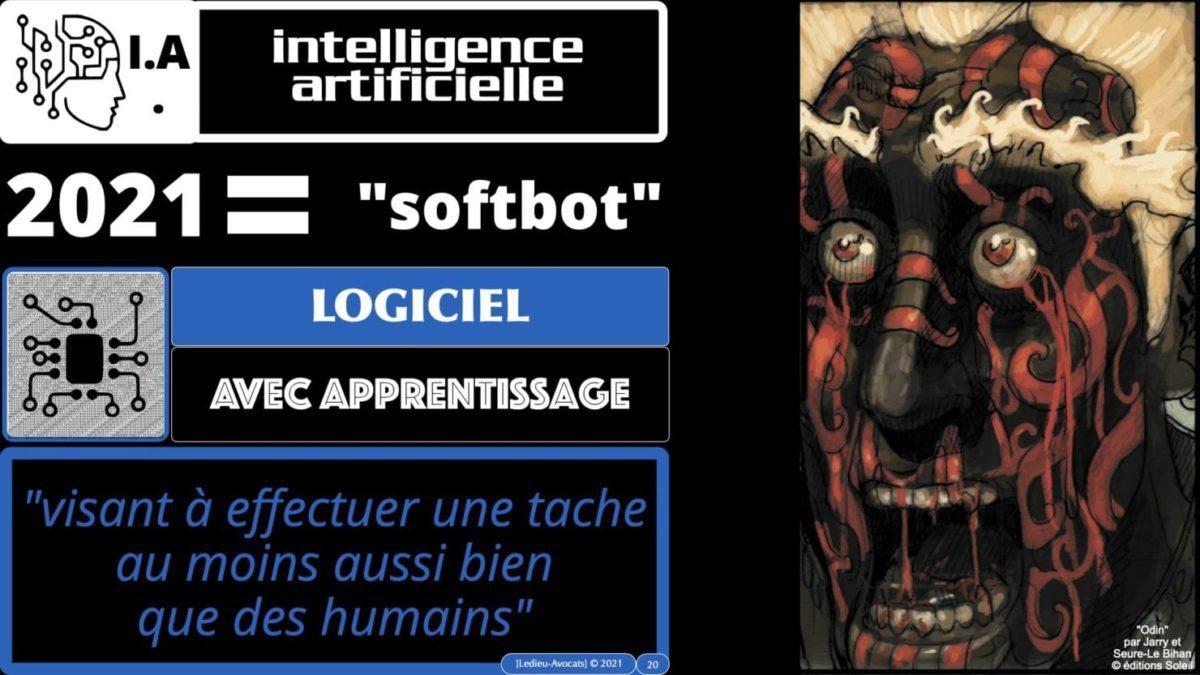335 Intelligence Artificielle 2021 et AI Act [projet de Règlement UE] deep learning machine learning © Ledieu-Avocats 04-06-2021 *16:9*.020