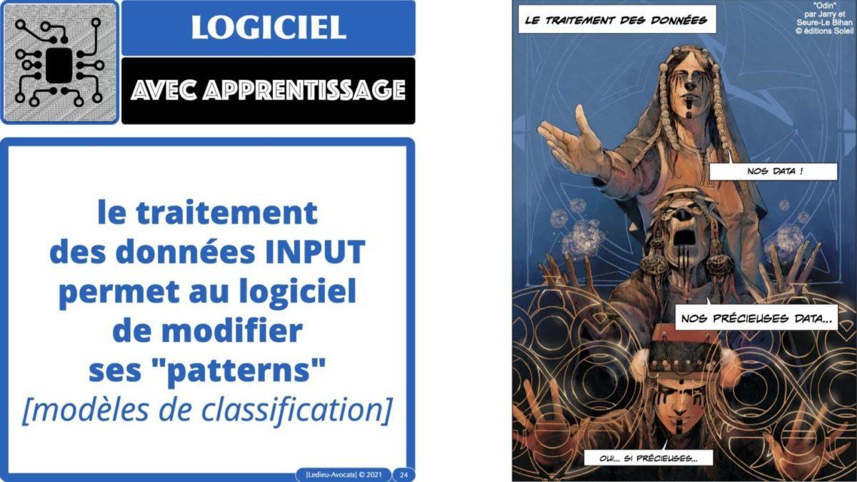 335 Intelligence Artificielle 2021 et AI Act [projet de Règlement UE] deep learning machine learning © Ledieu-Avocats 04-06-2021 *16:9*.024