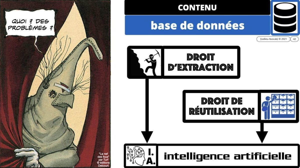 335 Intelligence Artificielle 2021 et AI Act [projet de Règlement UE] deep learning machine learning © Ledieu-Avocats 04-06-2021 *16:9*.042