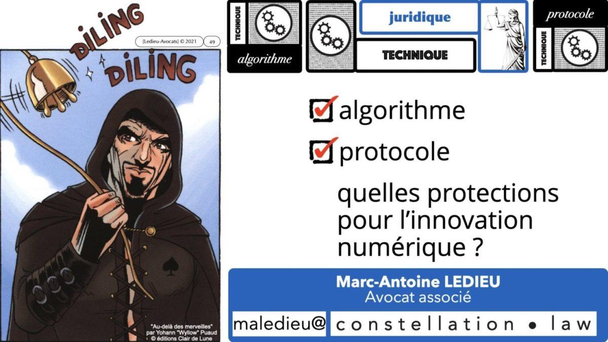 335 Intelligence Artificielle 2021 et AI Act [projet de Règlement UE] deep learning machine learning © Ledieu-Avocats 04-06-2021 *16:9*.049