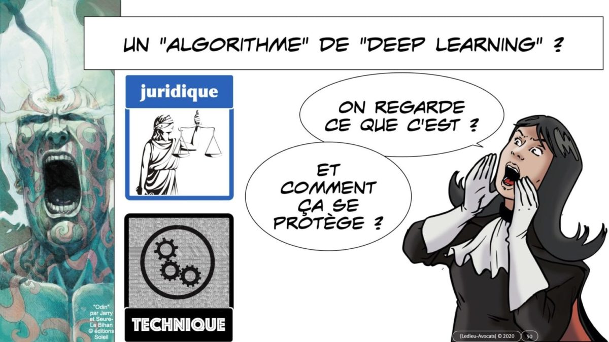 335 Intelligence Artificielle 2021 et AI Act [projet de Règlement UE] deep learning machine learning © Ledieu-Avocats 04-06-2021 *16:9*.050