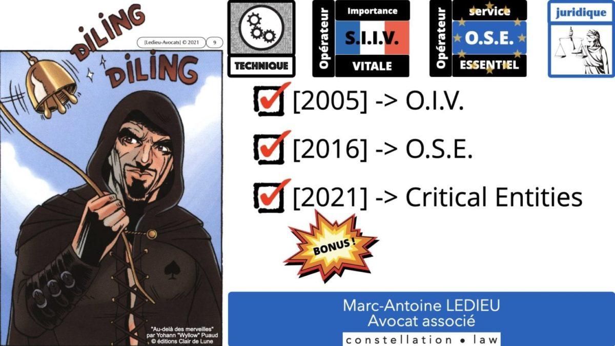 337 cyber sécurité #1 OIV OSE Critical Entities © Ledieu-avocat 15-06-2021.009