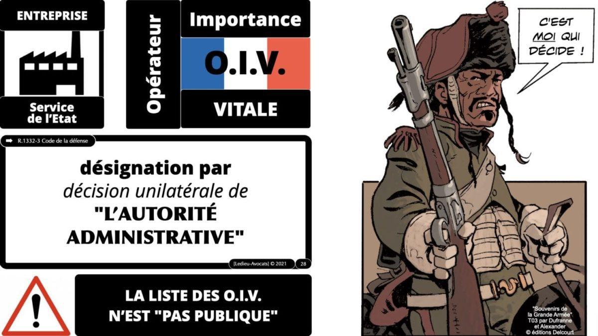 337 cyber sécurité #1 OIV OSE Critical Entities © Ledieu-avocat 15-06-2021.028