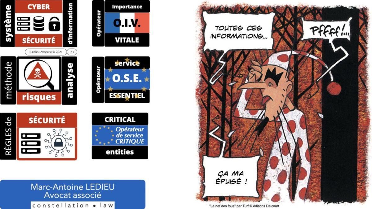 337 cyber sécurité #1 OIV OSE Critical Entities © Ledieu-avocat 15-06-2021.073