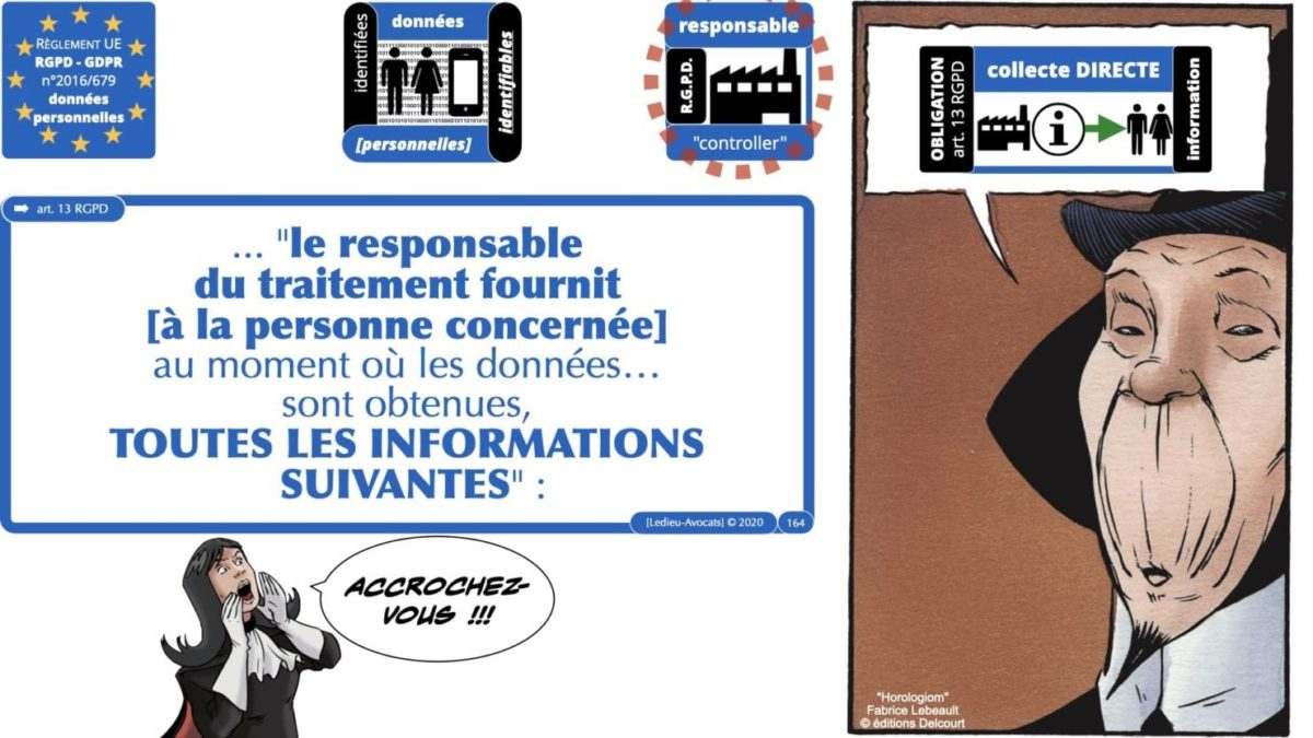 RGPD e-Privacy principes actualité jurisprudence ©Ledieu-Avocats 25-06-2021.164