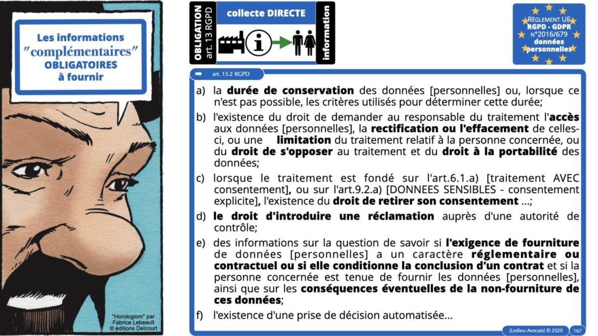 RGPD e-Privacy principes actualité jurisprudence ©Ledieu-Avocats 25-06-2021.167