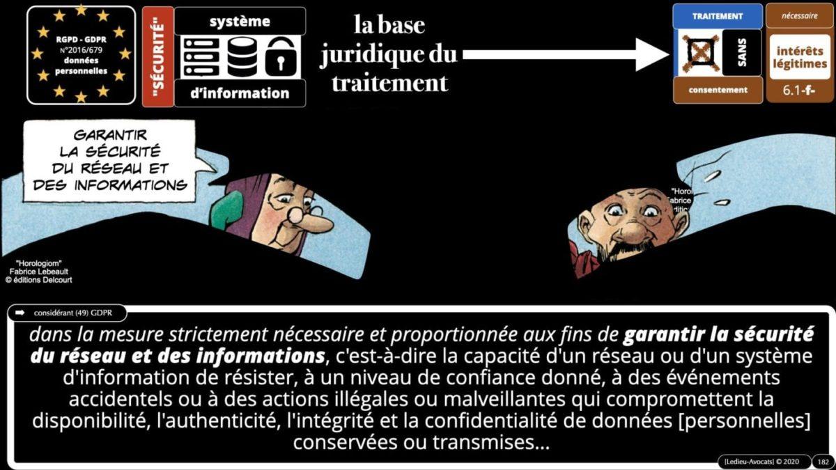 RGPD e-Privacy principes actualité jurisprudence ©Ledieu-Avocats 25-06-2021.182