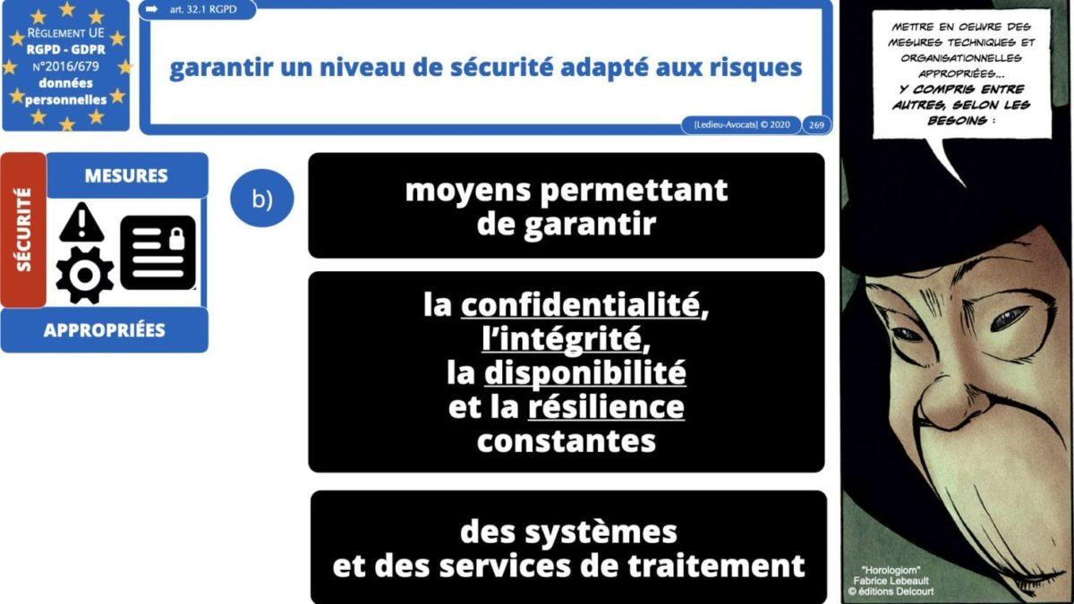 RGPD e-Privacy principes actualité jurisprudence ©Ledieu-Avocats 25-06-2021.269