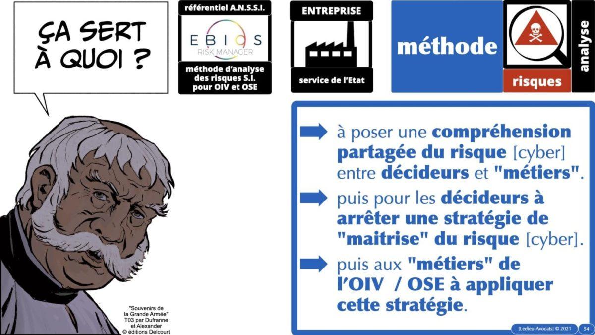 342 cyber sécurité #2 OIV OSE analyse risque EBIOS RM © Ledieu-avocat 15-07-2021.054