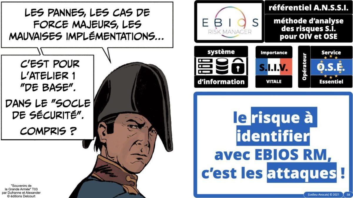 342 cyber sécurité #2 OIV OSE analyse risque EBIOS RM © Ledieu-avocat 15-07-2021.058
