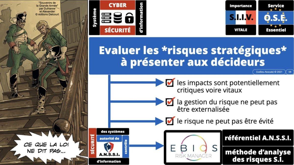 342 cyber sécurité #2 OIV OSE analyse risque EBIOS RM © Ledieu-avocat 15-07-2021.059
