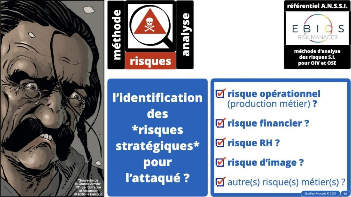 342 cyber sécurité #2 OIV OSE analyse risque EBIOS RM © Ledieu-avocat 15-07-2021.060
