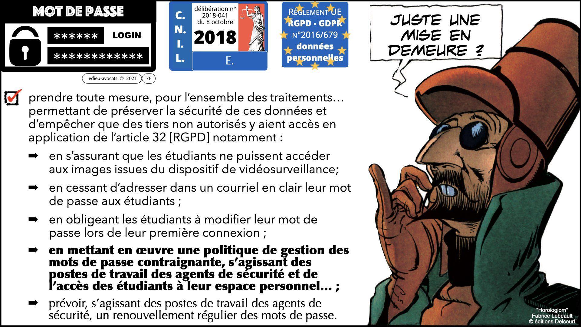 342 droit mot de passe OIV OSE ANALYSE de RISQUE EBIOS RM © Ledieu-Avocats technique droit numérique 05-09-2021.008