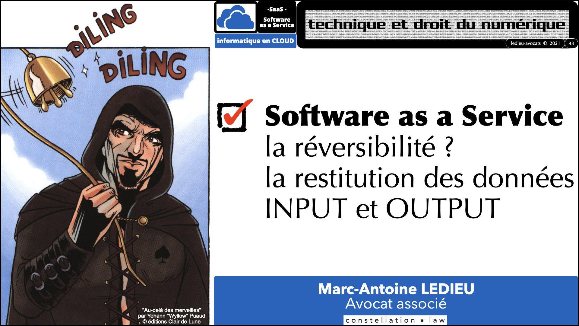 343 service LOGICIEL SaaS Software-as-a-Service cloud computing © Ledieu-Avocats technique droit numerique 30-08-2021.043