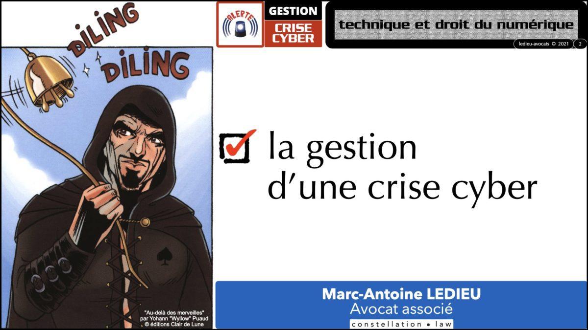 344 GESTION CRISE CYBER © Ledieu-Avocats technique droit numérique 07-09-2021.002