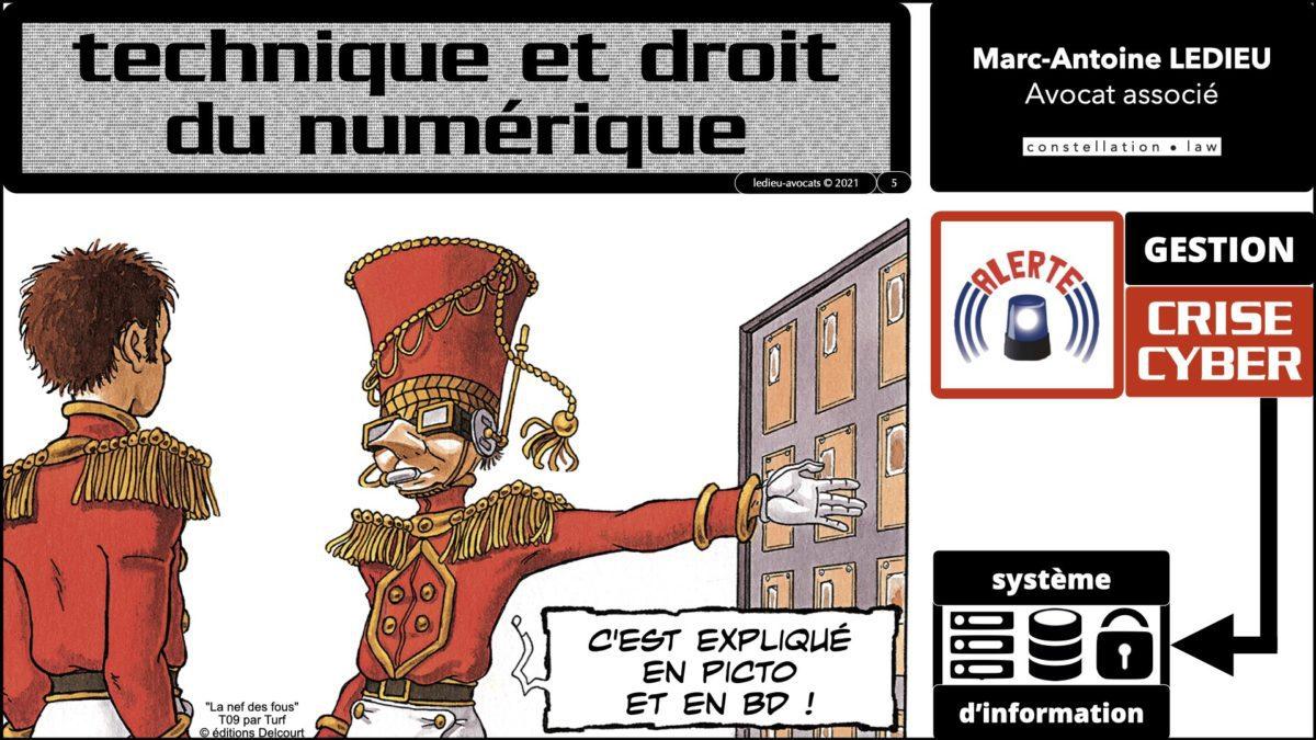 344 GESTION CRISE CYBER © Ledieu-Avocats technique droit numérique 07-09-2021.005
