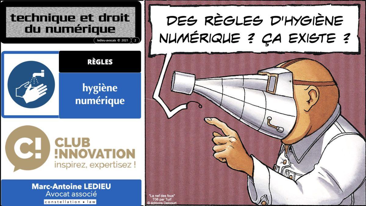 345 10 commandements hygiène numérique © Ledieu-Avocats technique droit numérique 07-09-2021.002