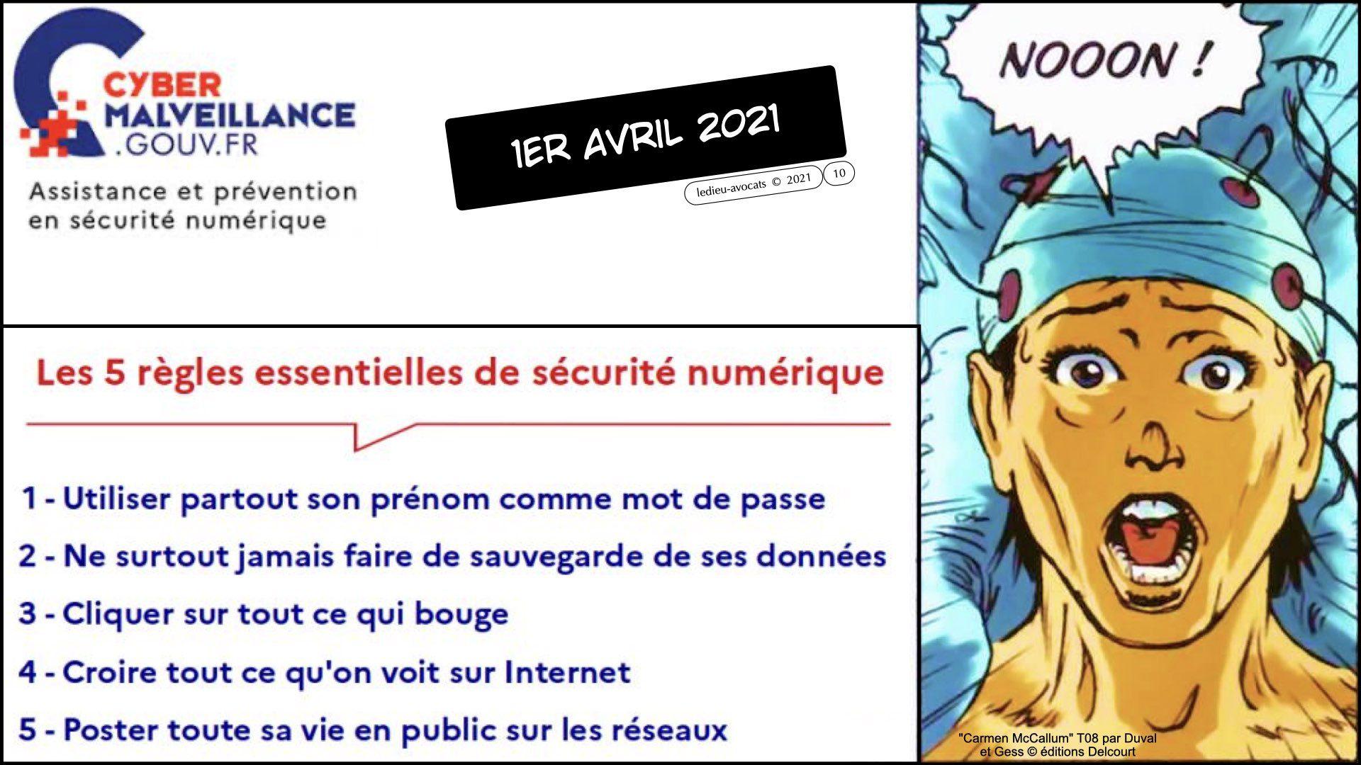 345 10 commandements hygiène numérique © Ledieu-Avocats technique droit numérique 07-09-2021.010