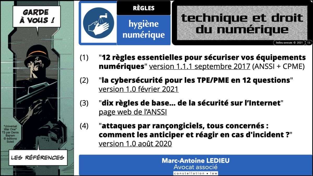 345 10 commandements hygiène numérique © Ledieu-Avocats technique droit numérique 07-09-2021.013