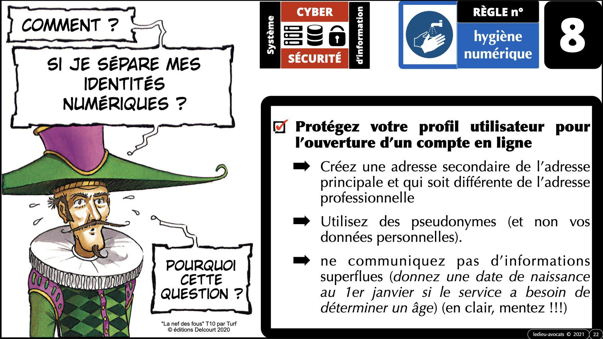 345 10 commandements hygiène numérique © Ledieu-Avocats technique droit numérique 07-09-2021.022