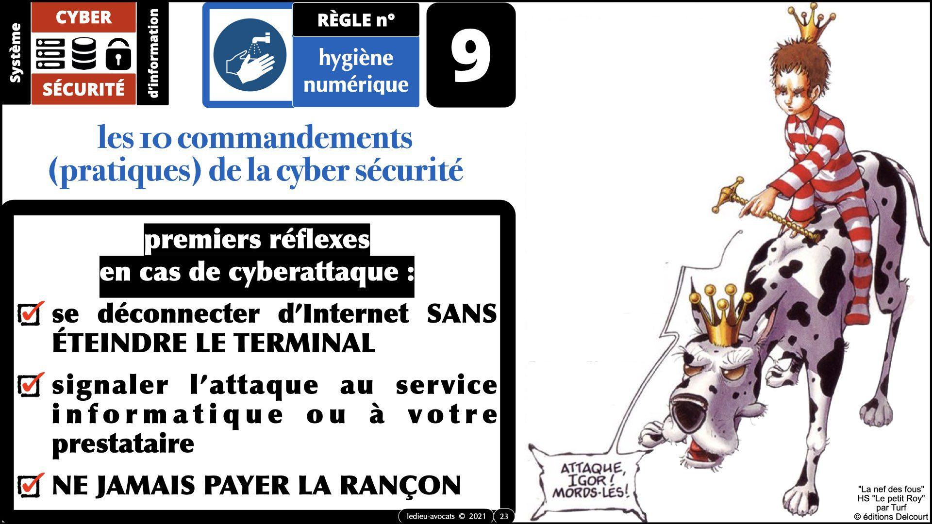 345 10 commandements hygiène numérique © Ledieu-Avocats technique droit numérique 07-09-2021.023
