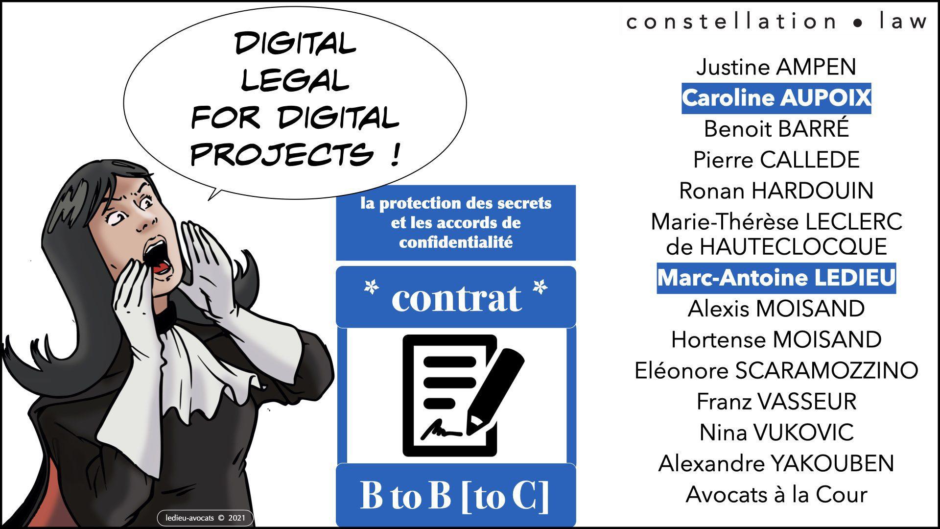 #346 zOOm X'UP SECRET d'affaire confidentialité non disclosure NDA © Ledieu Avocats technique droit numerique BLOG en BD 12-09-2021.003