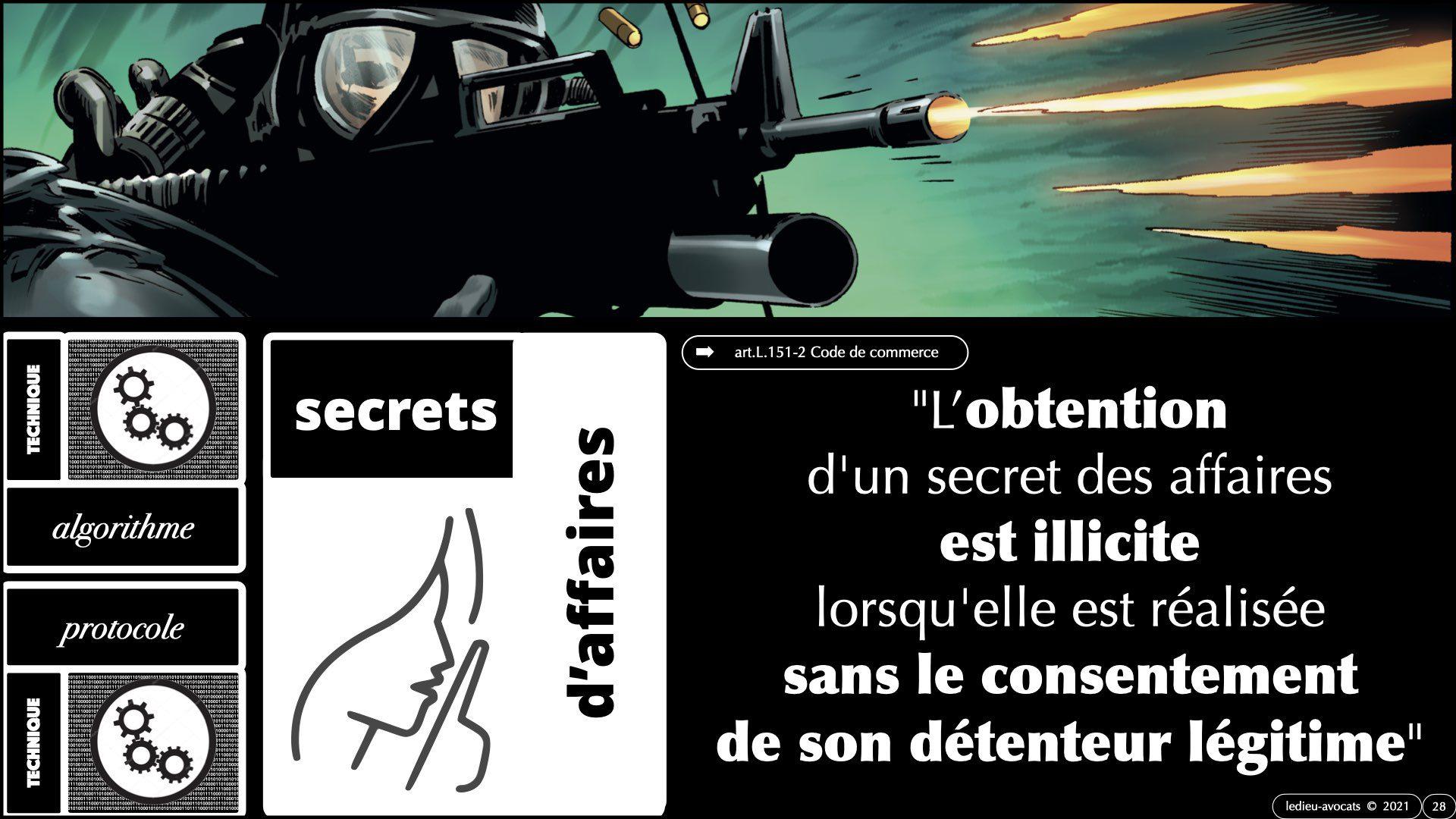 #346 zOOm X'UP SECRET d'affaire confidentialité non disclosure NDA © Ledieu Avocats technique droit numerique BLOG en BD 12-09-2021.028