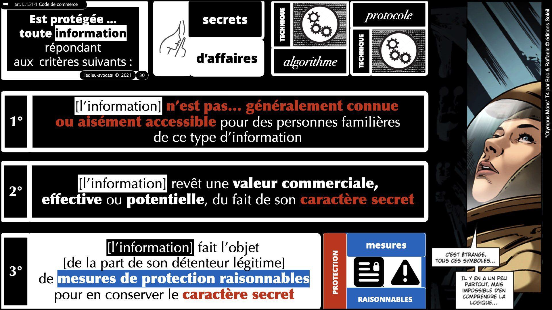 #346 zOOm X'UP SECRET d'affaire confidentialité non disclosure NDA © Ledieu Avocats technique droit numerique BLOG en BD 12-09-2021.030