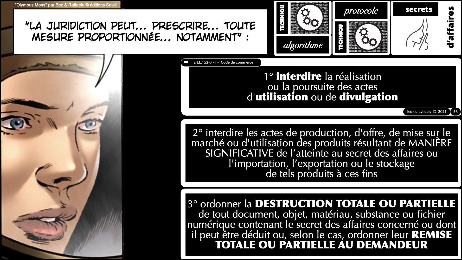 #346 zOOm X'UP SECRET d'affaire confidentialité non disclosure NDA © Ledieu Avocats technique droit numerique BLOG en BD 12-09-2021.036