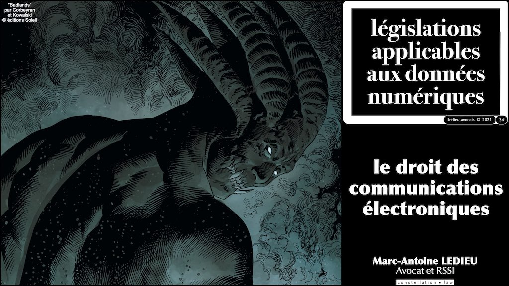 349-02 #SIGNAL #COMMUNICATIONS ELECTRONIQUES © Ledieu-Avocats technique droit numerique.034