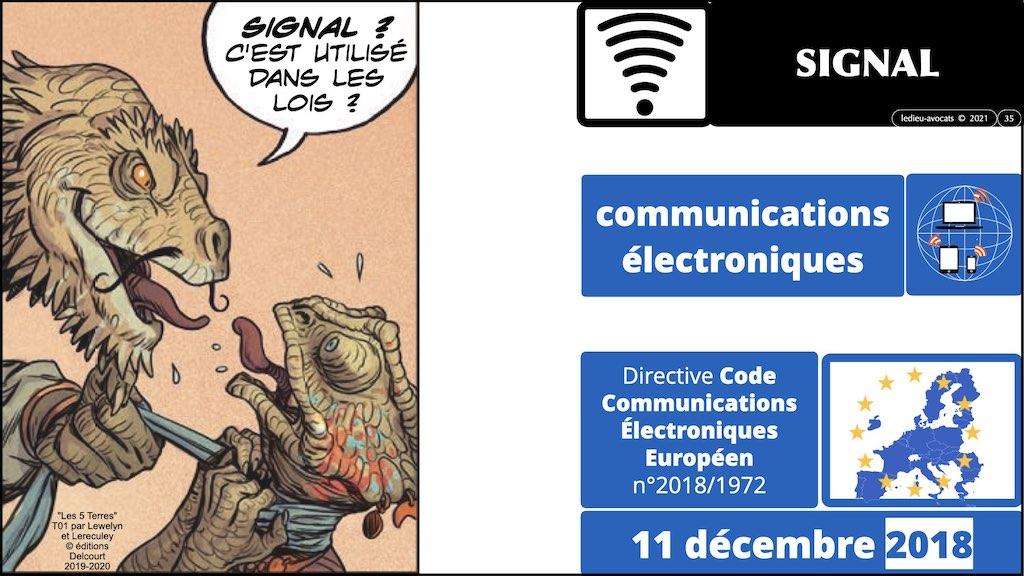 349-02 #SIGNAL #COMMUNICATIONS ELECTRONIQUES © Ledieu-Avocats technique droit numerique.035