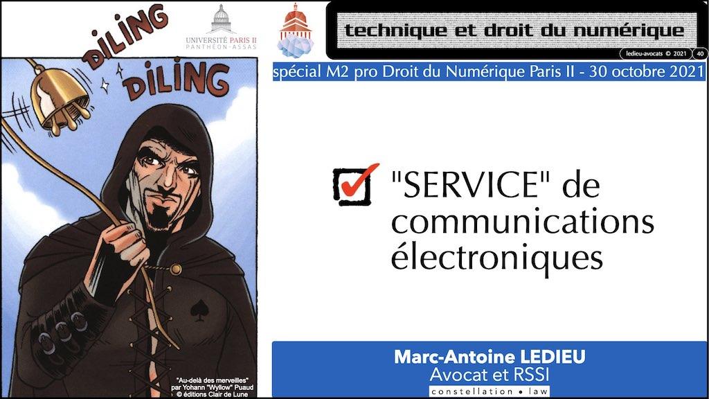 349-02 #SIGNAL #COMMUNICATIONS ELECTRONIQUES © Ledieu-Avocats technique droit numerique.040