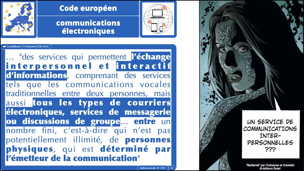 349-02 #SIGNAL #COMMUNICATIONS ELECTRONIQUES © Ledieu-Avocats technique droit numerique.045