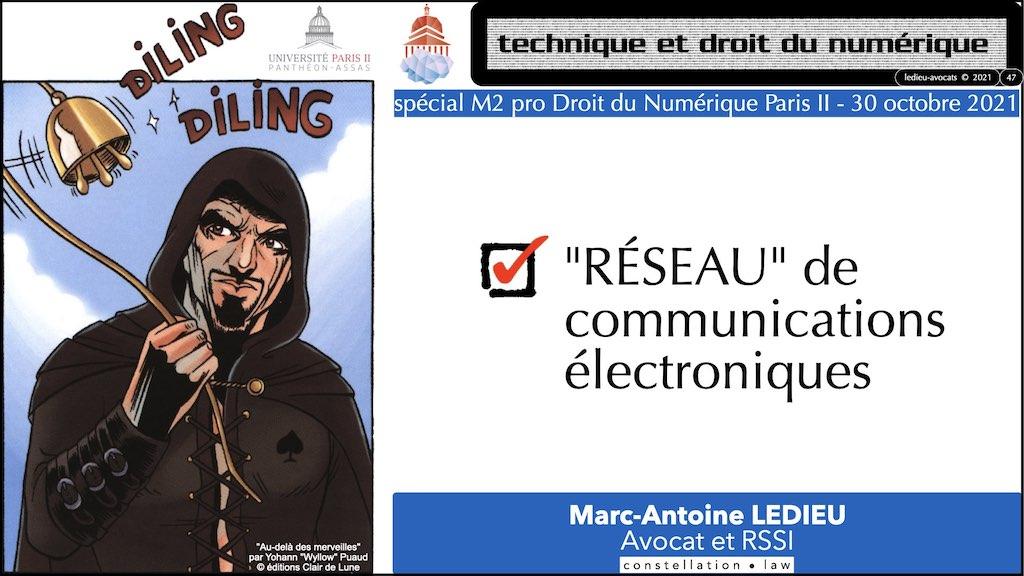 349-02 #SIGNAL #COMMUNICATIONS ELECTRONIQUES © Ledieu-Avocats technique droit numerique.047
