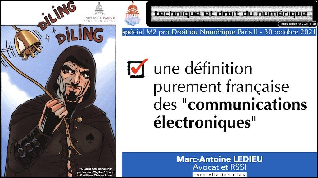 349-02 #SIGNAL #COMMUNICATIONS ELECTRONIQUES © Ledieu-Avocats technique droit numerique.050