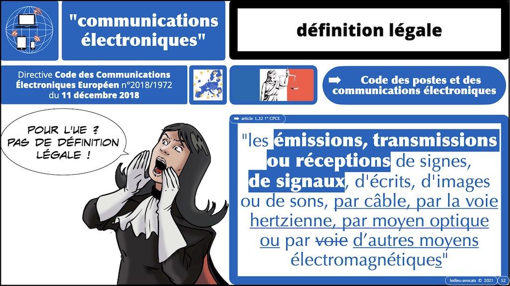 349-02 #SIGNAL #COMMUNICATIONS ELECTRONIQUES © Ledieu-Avocats technique droit numerique.052
