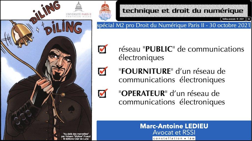 349-02 #SIGNAL #COMMUNICATIONS ELECTRONIQUES © Ledieu-Avocats technique droit numerique.053
