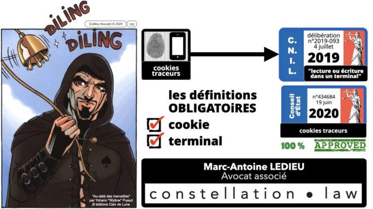 RGPD et jurisprudence cookies traceurs définitions