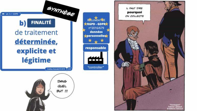 306 RGPD et jurisprudence e-Privacy données-personnelles 16:9 ©Ledieu-Avocats 05-10-2020 formation Les Echos Lamy Conference.223