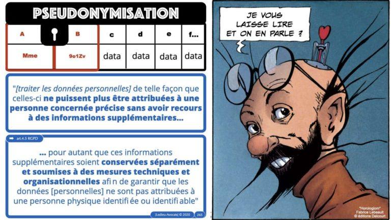 306 RGPD et jurisprudence e-Privacy données-personnelles 16:9 ©Ledieu-Avocats 05-10-2020 formation Les Echos Lamy Conference.265