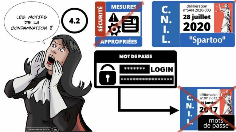 306 RGPD et jurisprudence e-Privacy données-personnelles 16:9 ©Ledieu-Avocats 05-10-2020 formation Les Echos Lamy Conference.280