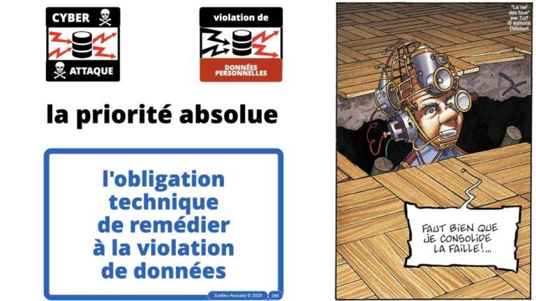 306 RGPD et jurisprudence e-Privacy données-personnelles 16:9 ©Ledieu-Avocats 05-10-2020 formation Les Echos Lamy Conference.285