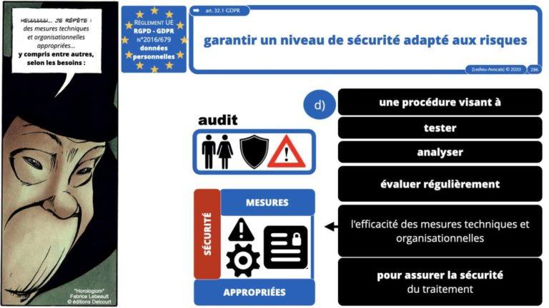 306 RGPD et jurisprudence e-Privacy données-personnelles 16:9 ©Ledieu-Avocats 05-10-2020 formation Les Echos Lamy Conference.286