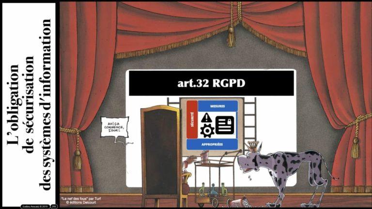 306 RGPD et jurisprudence e-Privacy données-personnelles 16:9 ©Ledieu-Avocats 05-10-2020 formation Les Echos Lamy Conference.293