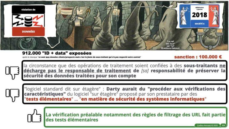 306 RGPD et jurisprudence e-Privacy données-personnelles 16:9 ©Ledieu-Avocats 05-10-2020 formation Les Echos Lamy Conference.304