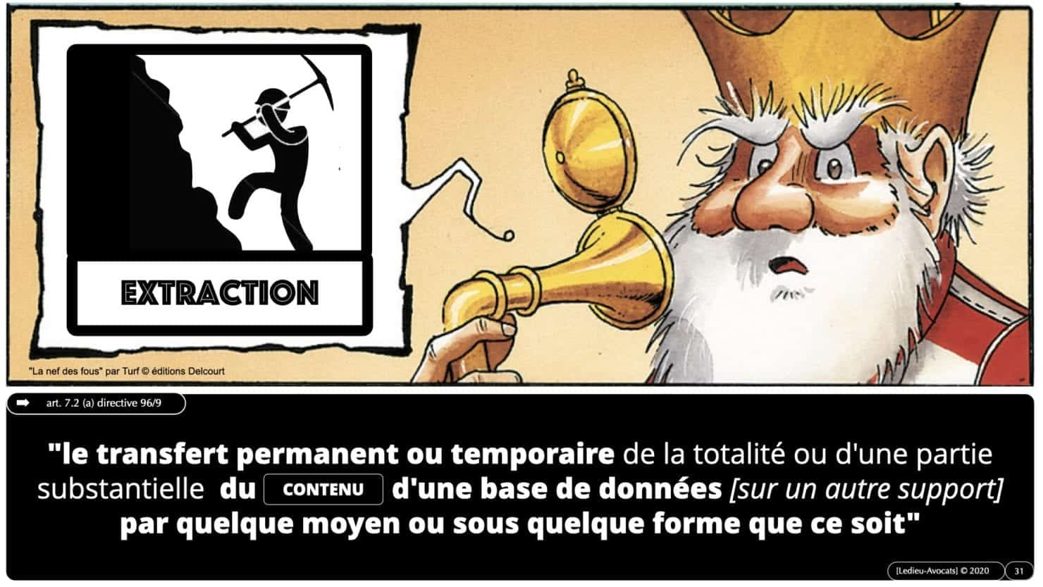 """la définition juridique de """"l'extraction"""""""