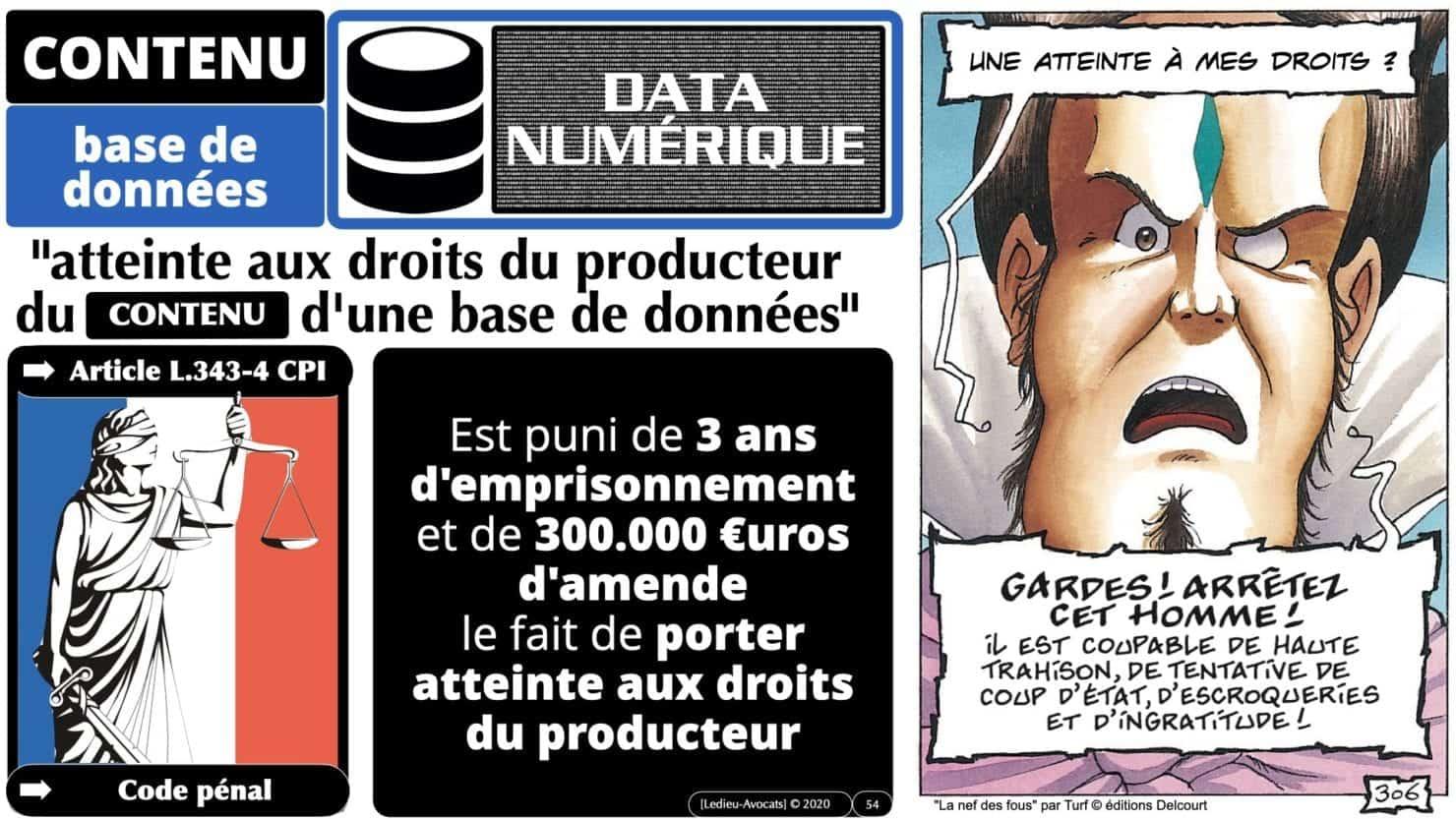 la sanction pénale des atteintes aux droits du producteur