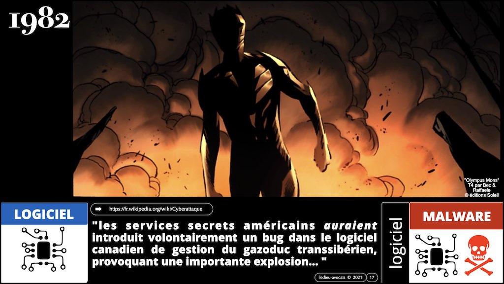 #350 cyber sécurité cyber attaque #02 CHRONOLOGIE 1945-2021 © Ledieu-Avocats technique droit numérique.017